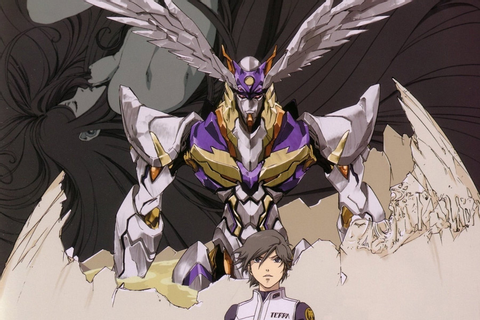 Anime Illusion – ]:: | RahXephon - Mecharomanze