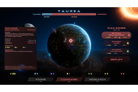 Taur - Complete Game Guide (Weapons, Arsenal, Resources ...