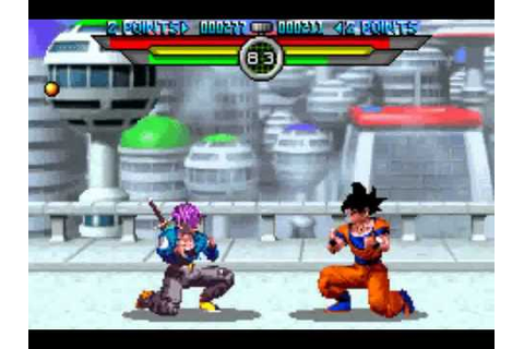 Dragon Ball Z: Taiketsu (Game Boy Advance) with commentary ...