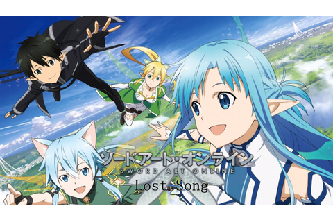 Sword Art Online: Lost Song download size on PS4 revealed