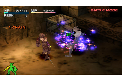 Vagrant Story (G) ISO