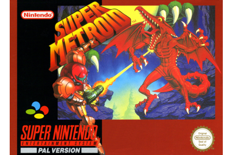 Retroreflection: Super Metroid – The Perfect Video Game ...