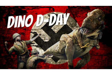 NAZI DINOSAURS - Dino D Day - YouTube