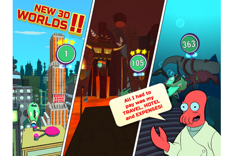 Futurama: Game of Drones - Android Apps on Google Play