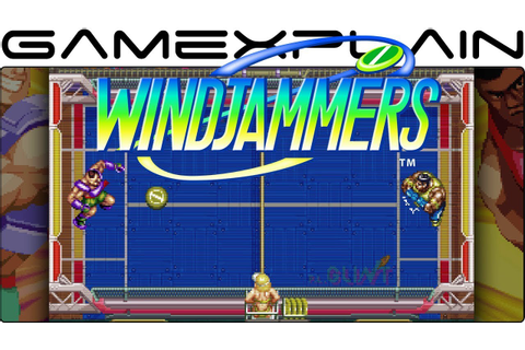 Windjammers - Game & Watch (Nintendo Switch) - YouTube