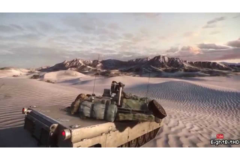 M1A2 Abrams Tank Gameplay Battlefield 3 HD 1080p - YouTube