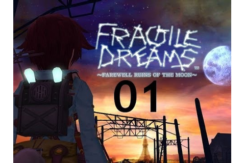 Fragile Dreams: Farewell Ruins of the Moon Episode 1 ...