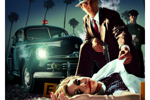 L.A. Noire: The VR Case Files HTC Vive Gameplay - Geeky ...