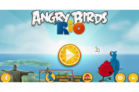 all angry birds pc games: Download Angry Birds Rio v1.4.0 ...