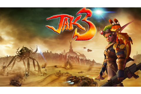 4 Jak 3 HD Wallpapers | Background Images - Wallpaper Abyss