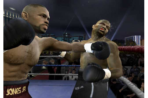All Fight Night 2004 Screenshots for PlayStation 2, Xbox