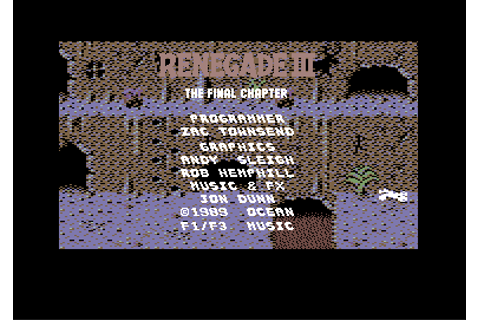 Download Renegade III: The Final Chapter - My Abandonware