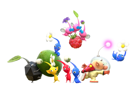 Hey! Pikmin Does Not Support 3D On Nintendo 3DS | My ...