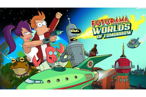Futurama Is Getting An Encore With A New Radio Drama ...
