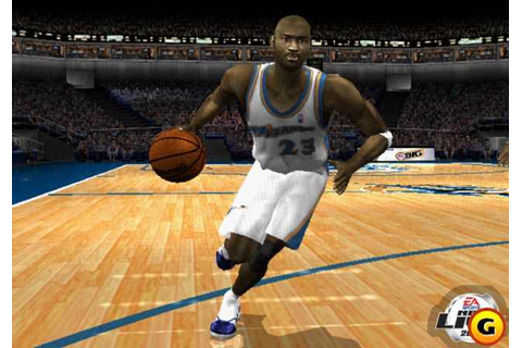 NBA Live 2002 Download Free Full Game | Speed-New