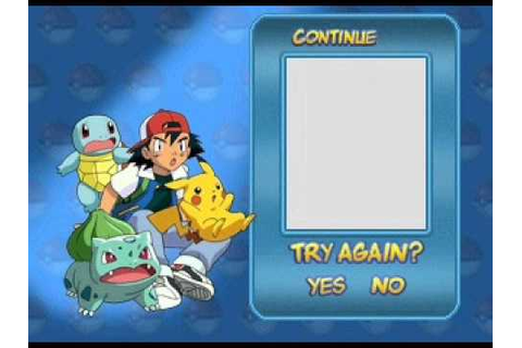 Pokemon Puzzle League: Music: Game Over - YouTube