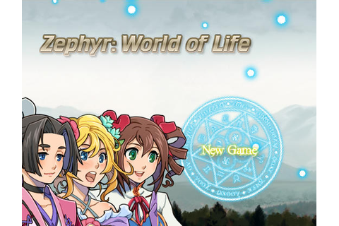 Zephyr: World of Life [ ALPHA DEMO v1 DOWNLOAD AVAILABLE ...