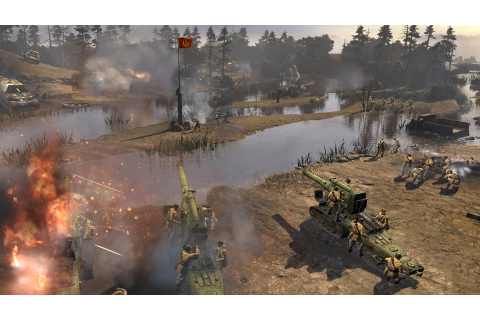 Company of Heroes APK - Android Games Cracked