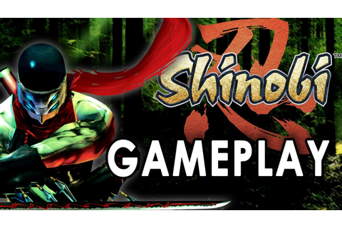 Shinobi [PS2] [Gameplay] [PCSX2] - YouTube