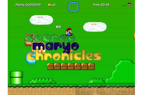 Secret Maryo Chronicles Free Download