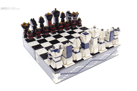 LEGO Iconic Chess set review! 40174 - YouTube