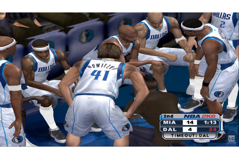 NBA 2K6 PS2 Gameplay HD - YouTube