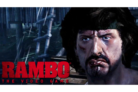 Rambo On Ice (Rambo: The Video Game) - YouTube