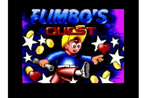 Flimbos quest retro music - YouTube