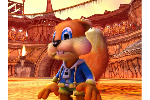 Conker: Live and Reloaded X360, XBOX game - Mod DB