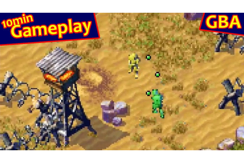 Army Men: Operation Green ... (GBA) - YouTube
