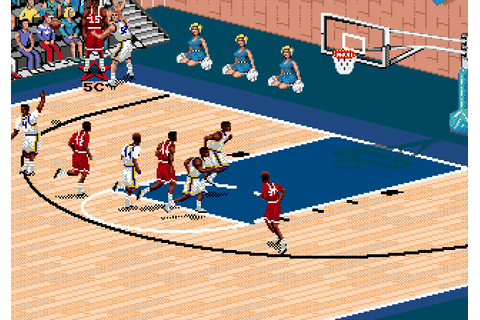 Coach K College Basketball – DEAD BALLS' Sports Video Game ...