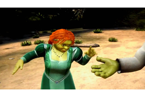Shrek Forever After Walkthrough Ending HD pt38. - YouTube