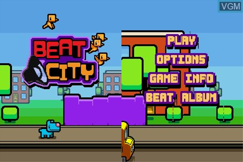 Beat City for Nintendo DS - The Video Games Museum