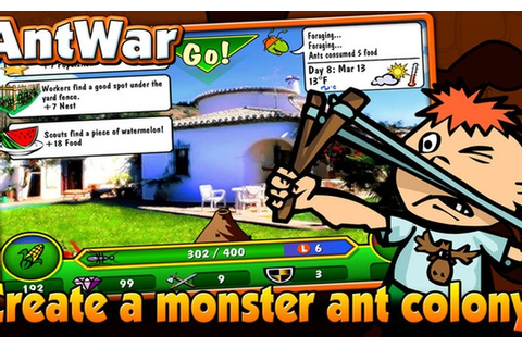 Ant War: Domination on Steam - PC Game | HRK