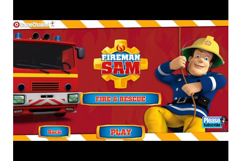 Fireman Sam Fire and Rescue Android İos Free Game GAMEPLAY ...