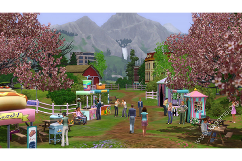 The Sims 3: Seasons - Download Free Full Games ...