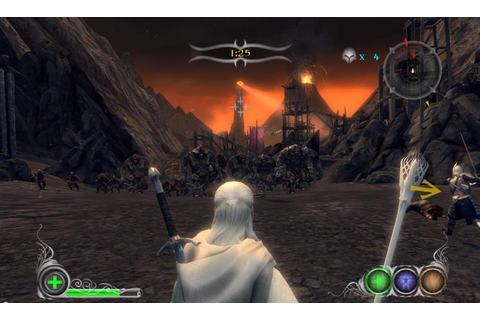The Lord Of The Rings Conquest Game - Free Download Full ...