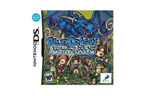 Blue Dragon: Awakened Shadow - Nintendo DS game
