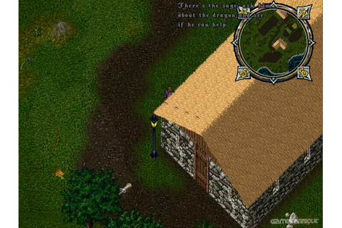 Ultima Online: The Second Age Download Game | GameFabrique
