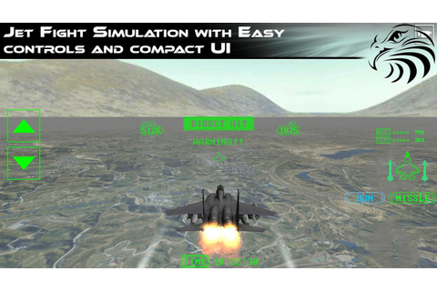 Jet Fighter Dogfight Chase 3D APK Download - Free Action ...