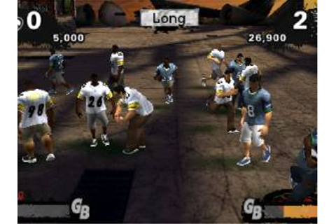 NFL Street 3 Download Game | GameFabrique