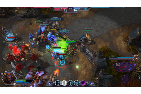 Jaka myszka do Heroes of the Storm (HOTS)? - Game Platform