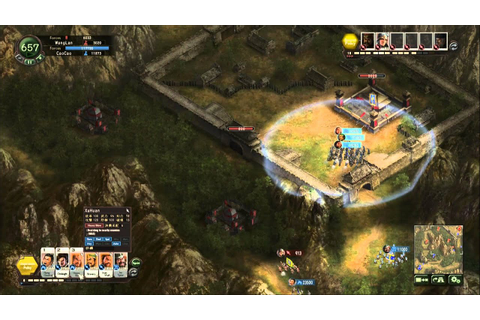 Let's Play Romance of the Three Kingdoms 12 in English 031 ...