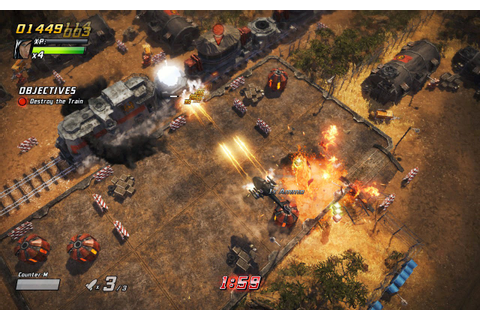 Renegade Ops Game - Free Download Full Version For PC
