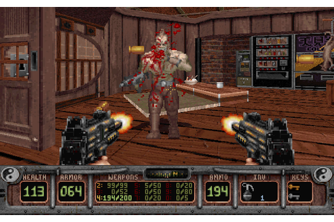 Shadow Warrior - 3D Realms - Firepower Matters