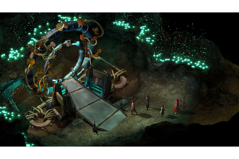 Torment: Tides of Numenera coming to PS4 and Xbox One ...