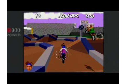 Dirt Trax FX (SNES) - YouTube