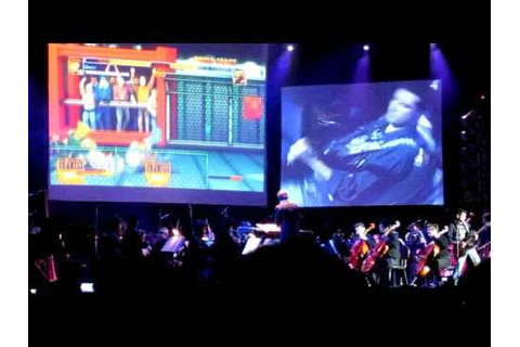 """Street Fighter II"" World Premiere - Video Games Live ..."