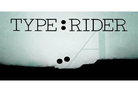 Type:Rider | Nintendo Switch download software | Games ...