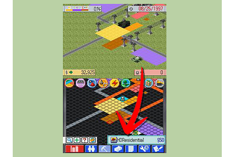How to Play SimCity Creator DS (with Pictures) - wikiHow